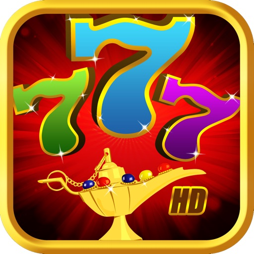 Ace Arabian Casino Slots - Magic Genie Jackpot Big Win Adventure Slot Machine Game HD icon
