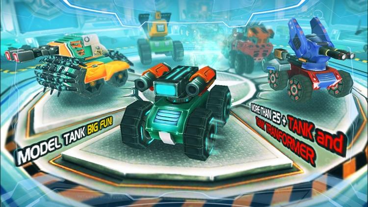 Racing Tank 2 screenshot-4