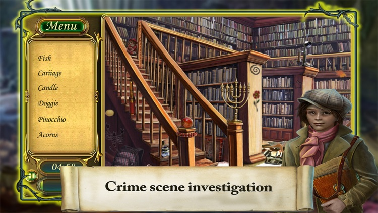 Mystery Case: Tracks of Terror Free screenshot-0