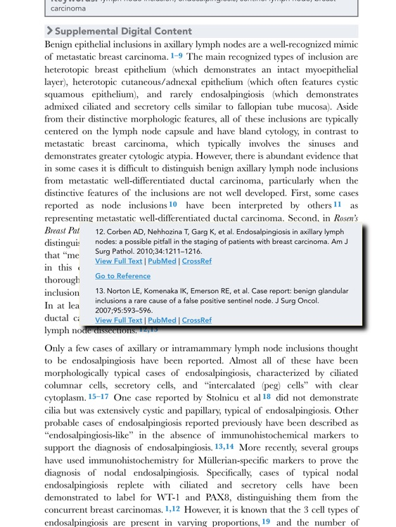 The American Journal of Surgical Pathology screenshot-3