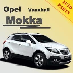 Autoparts Opel Mokka
