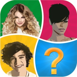 Word Pic Quiz - Famous Faces Trivia