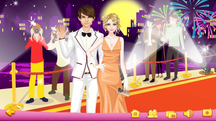 Dress Up - Red Carpet screenshot-4
