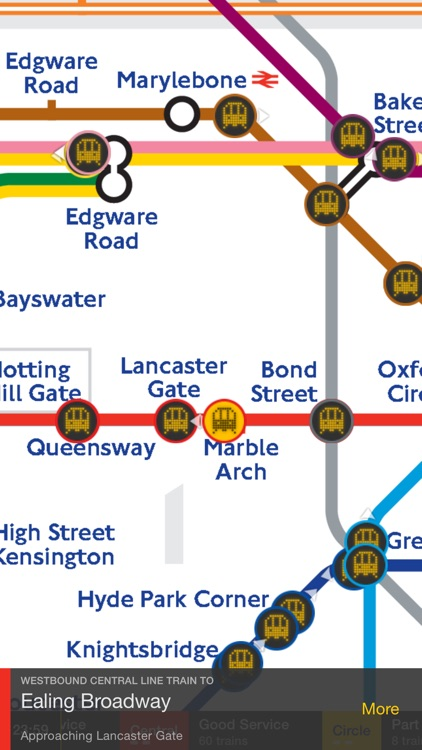 Tube Map Live screenshot-2