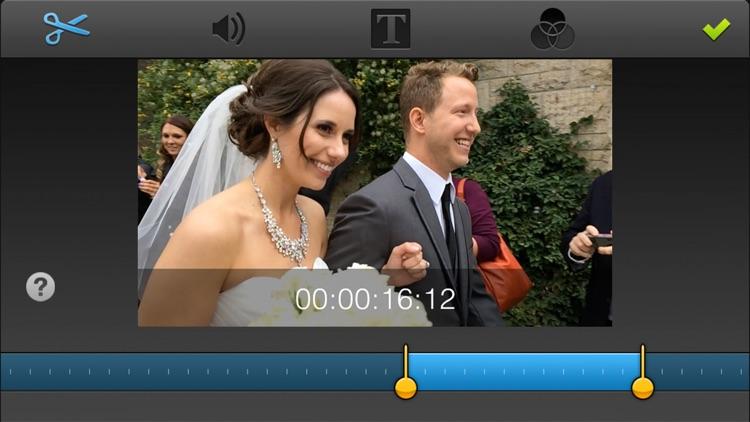 Video Edit+ for editing videos screenshot-3