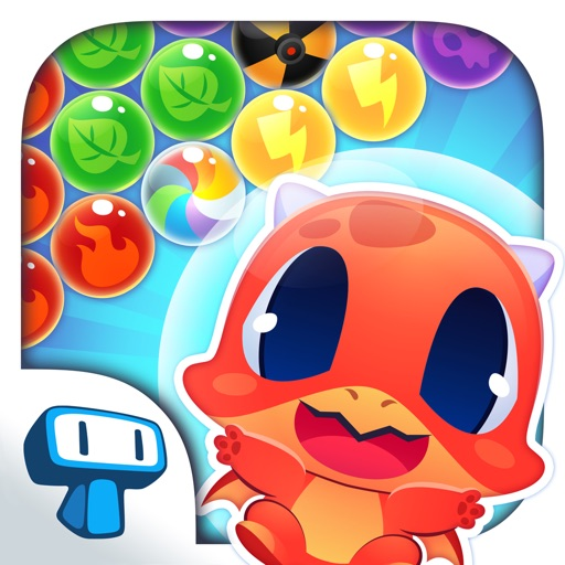 Bubble Dragon Journey - Strategy & Arcade Shooter Game