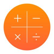 iCalculator - Minimal, simple, clean
