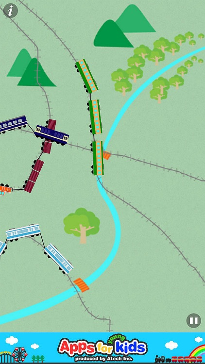 Let's play with the trains! screenshot-4