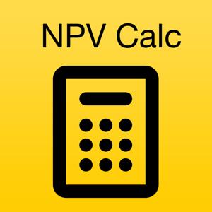 NPV Calculator app