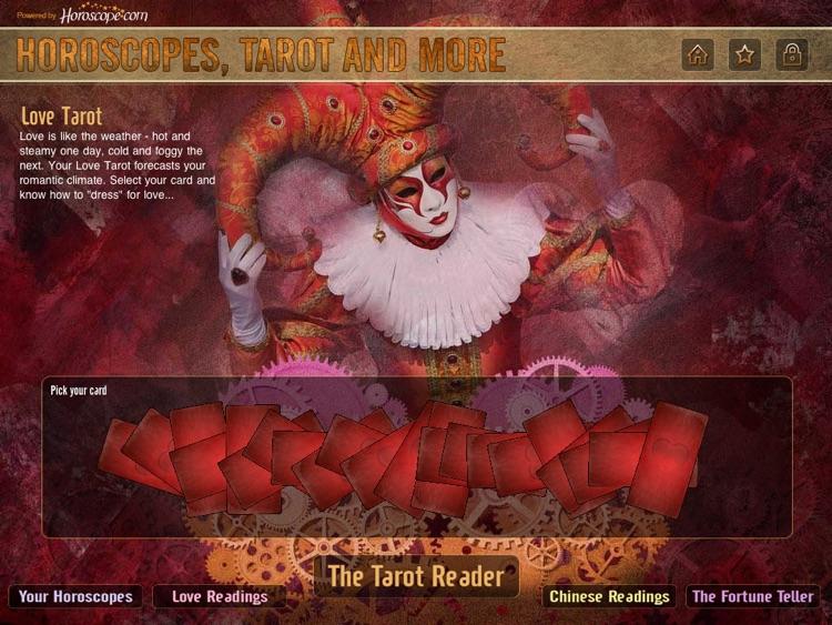Horoscope, Tarot and More