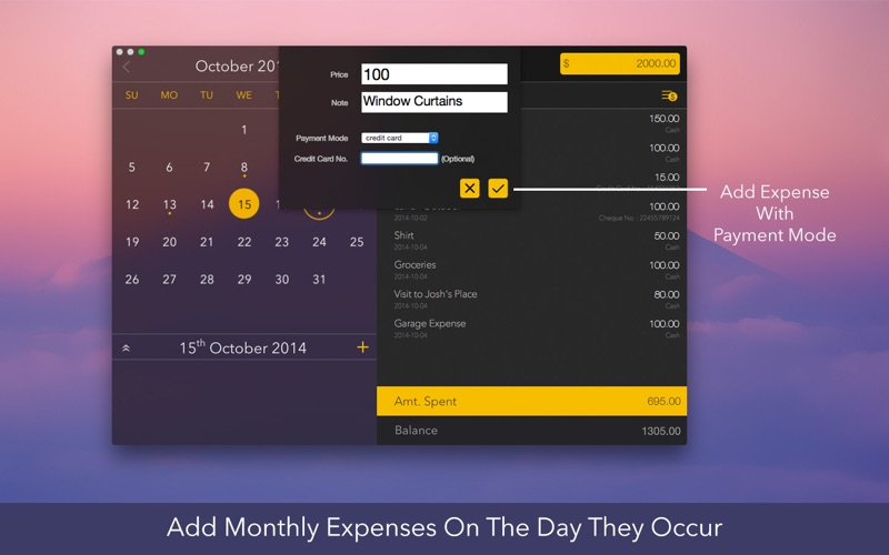 Monthly Expenses Storefollow Com