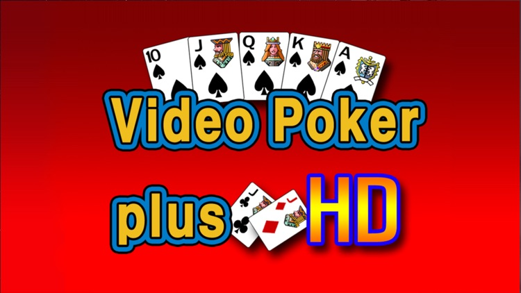 Video Poker plus HD screenshot-4