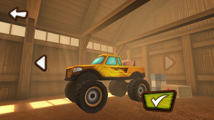 Fun Kid Racing 3D screenshot-4
