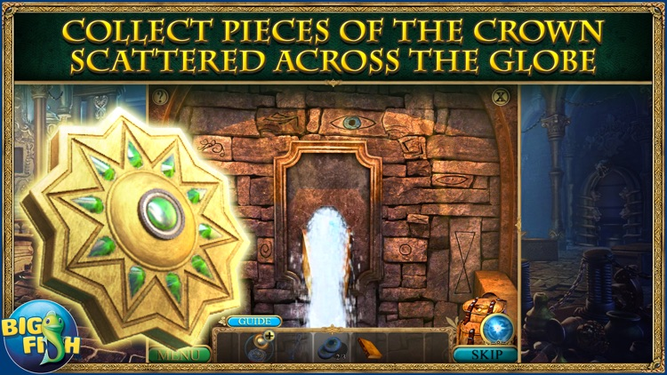 Hidden Expedition: The Crown of Solomon - Hidden Objects, Adventure & Mystery
