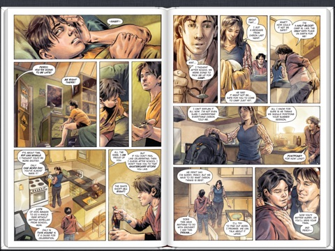 percy jackson and the olympians the sea of monsters the graphic