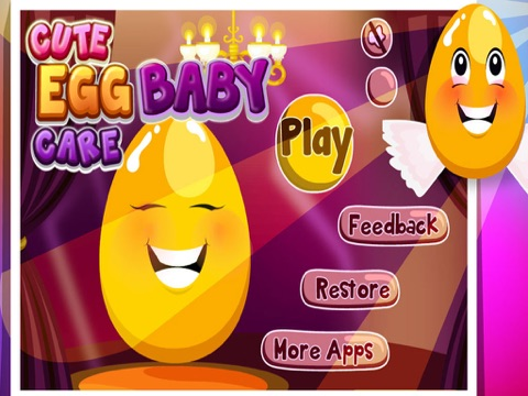 Cute Egg Baby Care – Adopt & pamper little eggy until it hatch-ipad-4