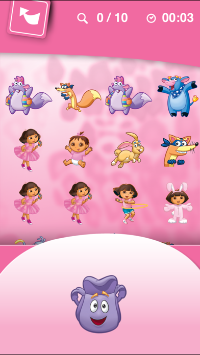 Playtime With Dora the Explorer screenshot two