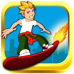 Hover-board Hero Kids - Best Skate-Board Games Free