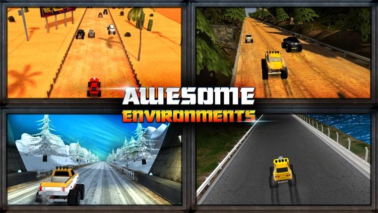 Monster Truck Racer screenshot-3