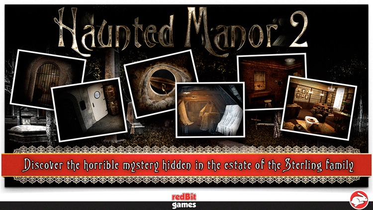 Haunted Manor 2 - The Horror behind the Mystery - FULL (Christmas Edition)