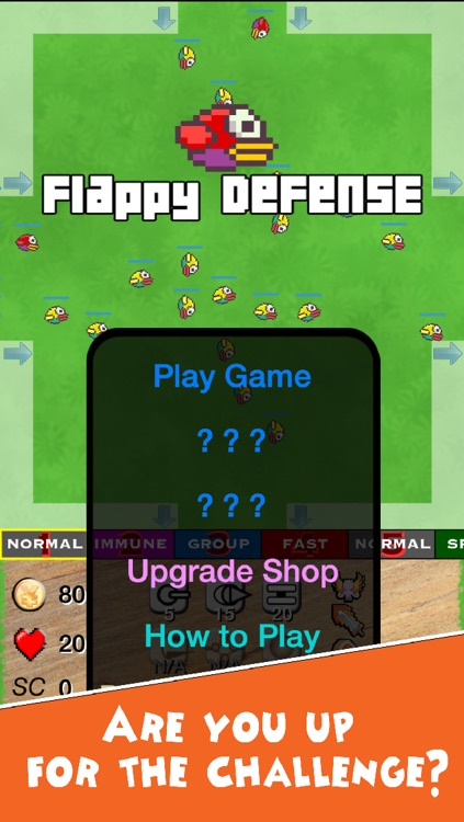Desktop Tower Defense Defence - Hard Strategy Game