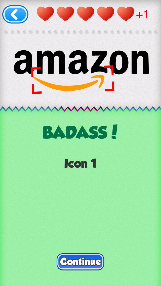 Logo Quiz - Findet den fehlenden TeilScreenshot von 3