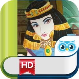 Cleopatra - Have fun with Pickatale while learning how to read!