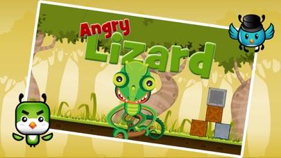 Angry Lizard: Pet Birds Rescue