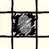 Doodle Tiles: don't tangle the empty cells on lyne's sketch book in time