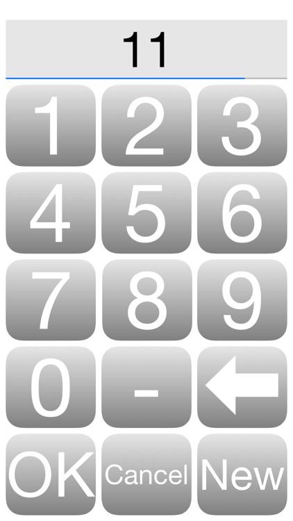 Digital Snooker Scoreboard