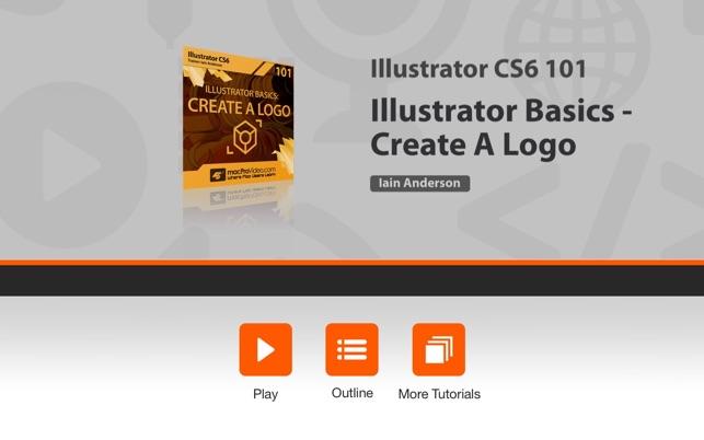 av for illustrator cs6 illustrator basics create a logo on the