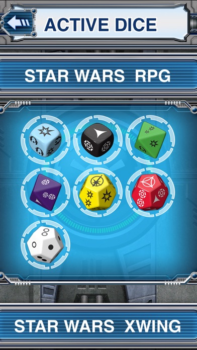 Star Wars™ Dice - Apps on Google Play