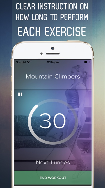 7 Minute Power Plyo Workout for Plyometric Agility and Cardio Endurance screenshot-3