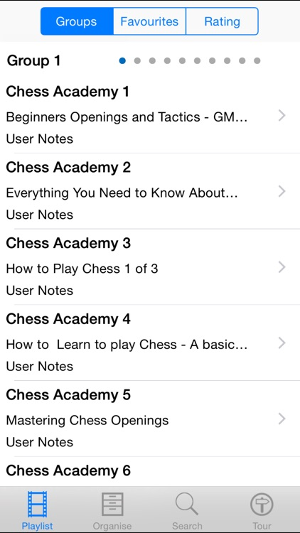 Chess Academy screenshot-1