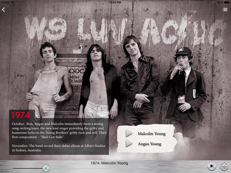 In The Studio: AC/DC - The Bon Scott Era
