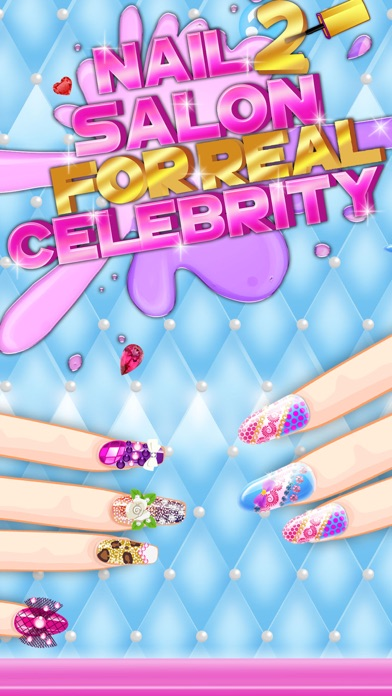 点击获取Nail Salon For Real Celebrity