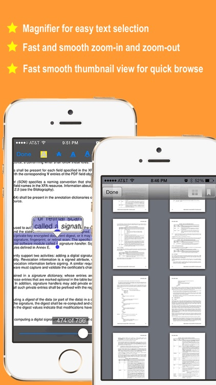 PDF Notes Pro screenshot-3