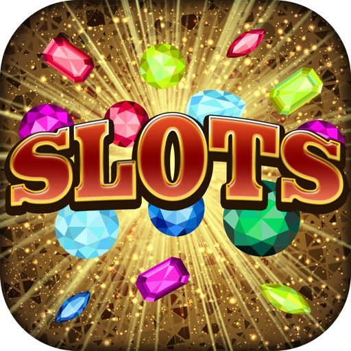 Ace Gem & Jewel Slots Jackpot Machine Games - Lucky Spin To Win Prize Wheel Casino Game Free icon