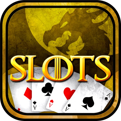 Slots - Thrones & Thieves (Big Win King Casino of Fire Warriors & Legends) Free icon