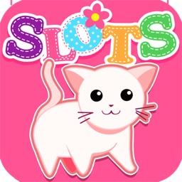 Kitty Cat Slots - Magic Cat Journey Casino Slot Machine FREE