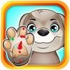 怖いポウ - ペットの子犬獣医