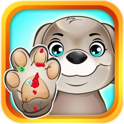 Scary Paw - Pet Pup Vet