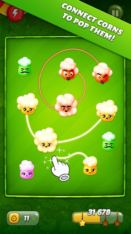 Popcorn Party - Fun Logic Puzzle - screenshot-0