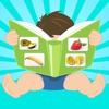 果物や野菜の子供のためのゲーム - 写真、クイズや記憶ゲーム  幼児と赤ちゃんは、聞く耳を傾け、教育フラッシュカードを使って単語を学ぶ - iPhoneアプリ