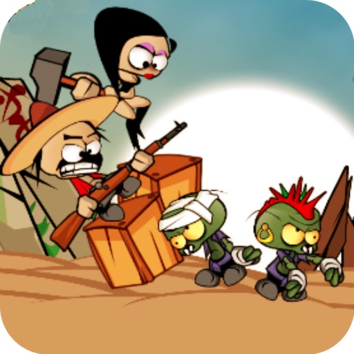 Zombies Fight