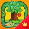 点击获取365 Bible Stories PREMIUM – A daily illustrated Bible short story for your Kid, Christian Family, Church and Sunday School