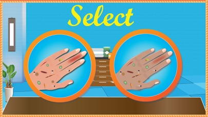 Cirugía de la Mano - gratuito Médico Cirujano y la asistencia médica de juegos para niñosCaptura de pantalla de2