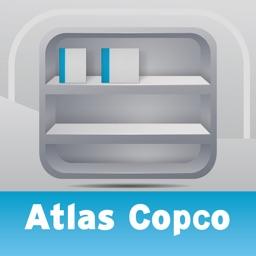 Atlas Copco Kiosk