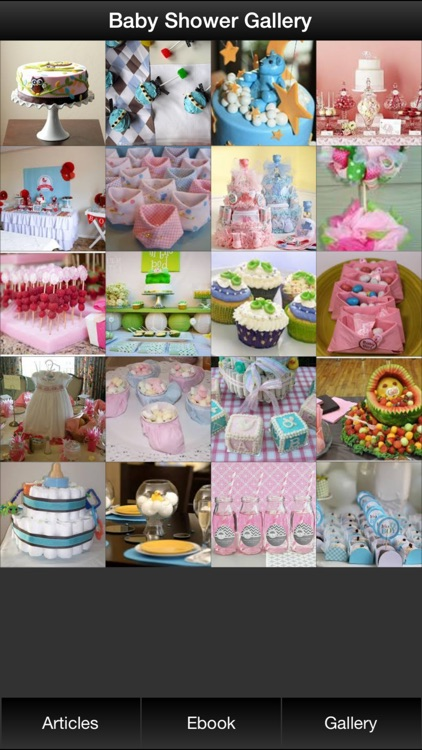 Baby Shower Plus - A Guide On How To Plan & Organize A Perfect Baby Shower! screenshot-1