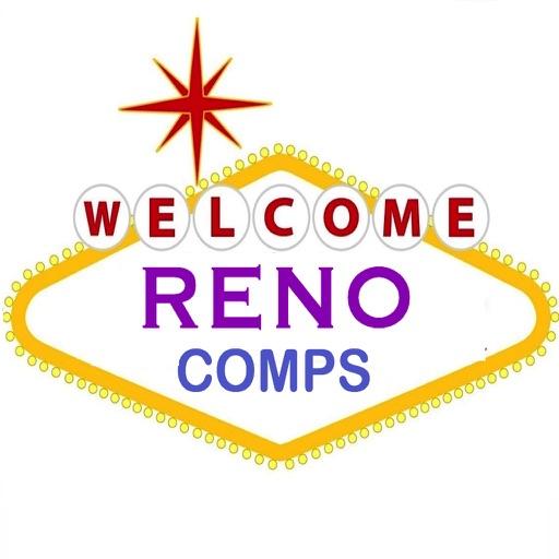 Reno Comps and free stuff